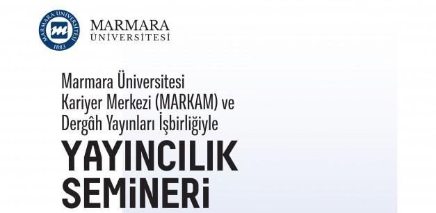 Yayıncılık Seminerleri (2019) Eğitim Programı