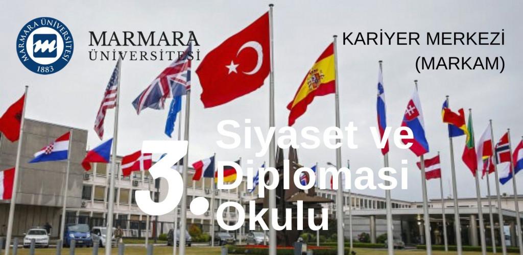 3. Siyaset ve Diplomasi Okulu